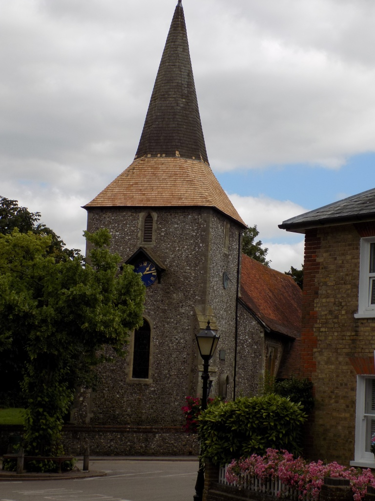 St Mary's Church, Downe