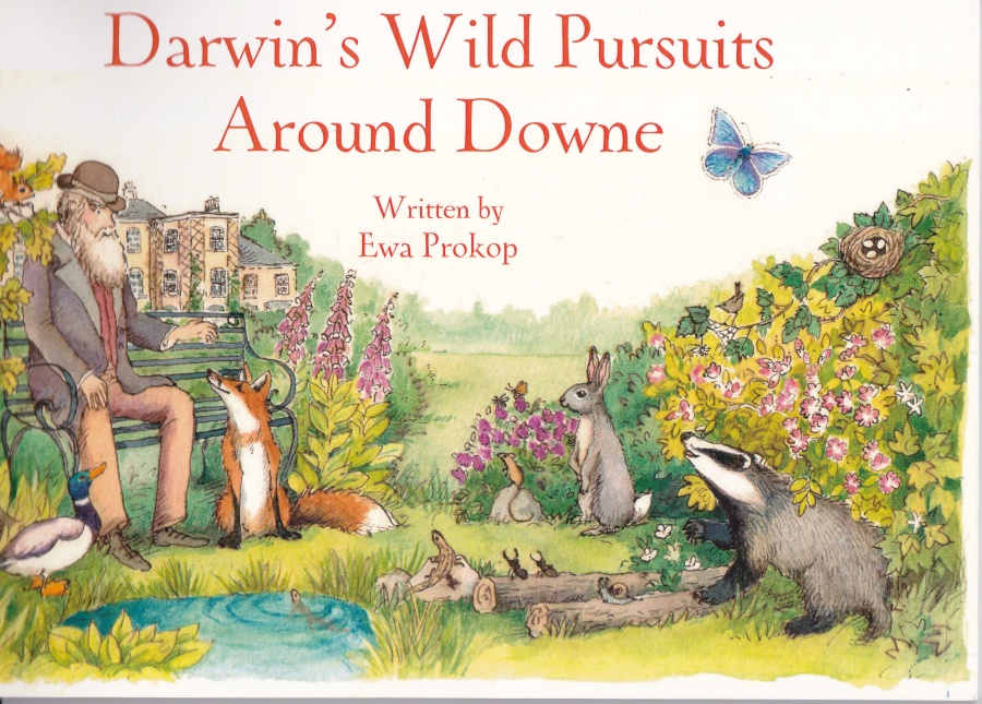 Darwin'd wild pursuits around Downe